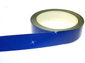 Blue Reflective Tape Engineering Grade 50mm x 9M